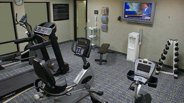 Hampton Inn & Suites Houston-Medical Ctr-Reliant Park Facilities