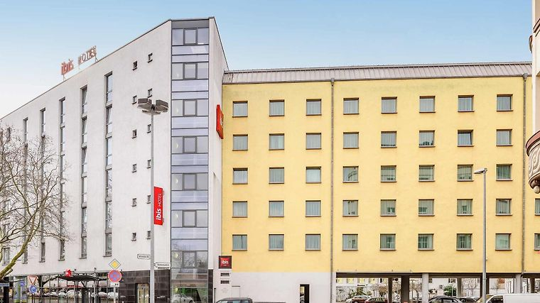 Ibis Hannover City Exterior