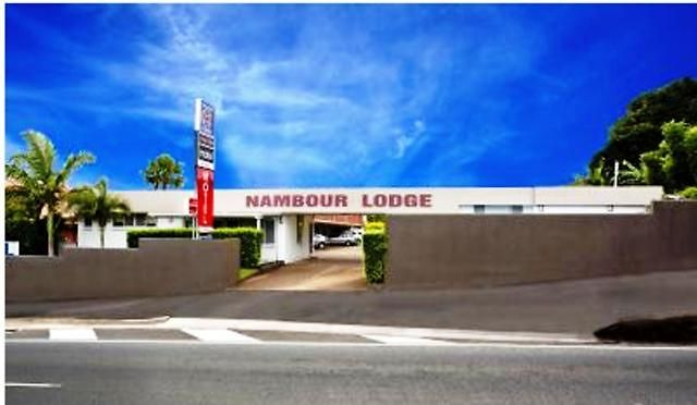 Nambour Lodge Motel Exterior Nambour Lodge Motel