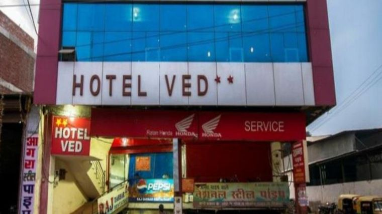 Hotel Ved Exterior
