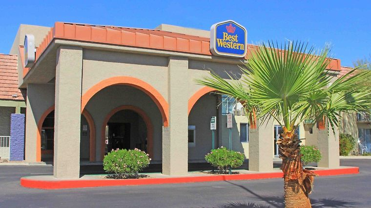 Best Western Airport Inn Exterior