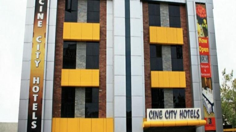 Cine City Hotel photos Exterior