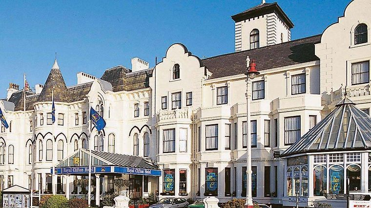 Best Western Royal Clifton Exterior