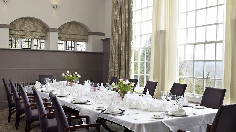 Combe Grove Manor Hotel Restaurant