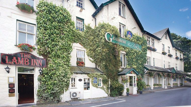 Best Western Grasmere Red Lion Exterior
