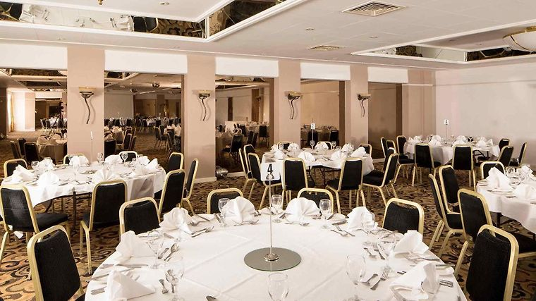 Mercure London Watford Hotel Restaurant