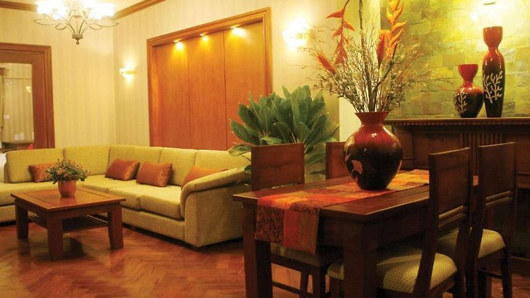The Thien Thai Executive Residences - Tay Ho Room