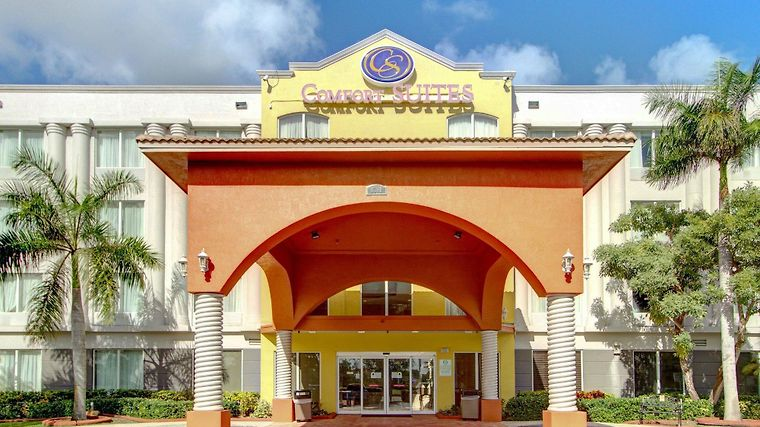 Comfort Suites Sawgrass photos Exterior