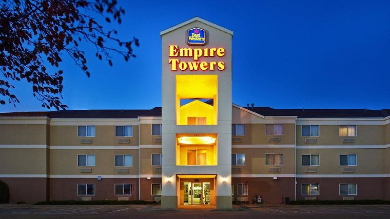 Best Western Empire Towers Exterior