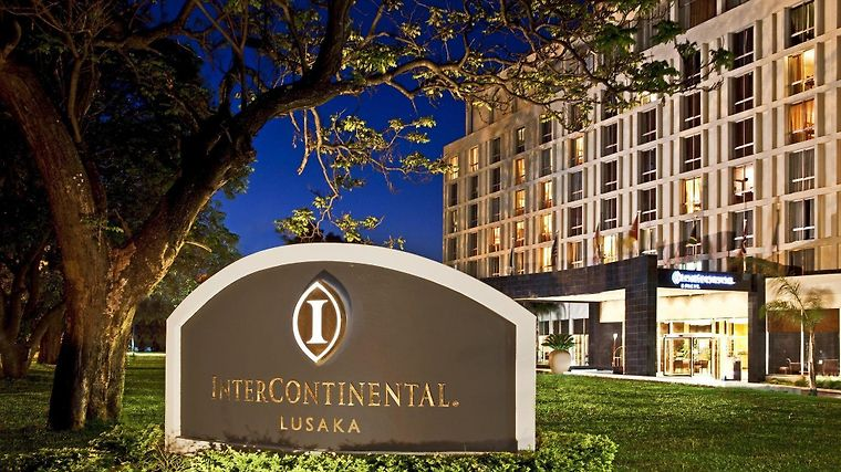 Intercontinental Lusaka Exterior