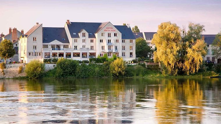 Mercure Bords De Loire Saumur photos Exterior