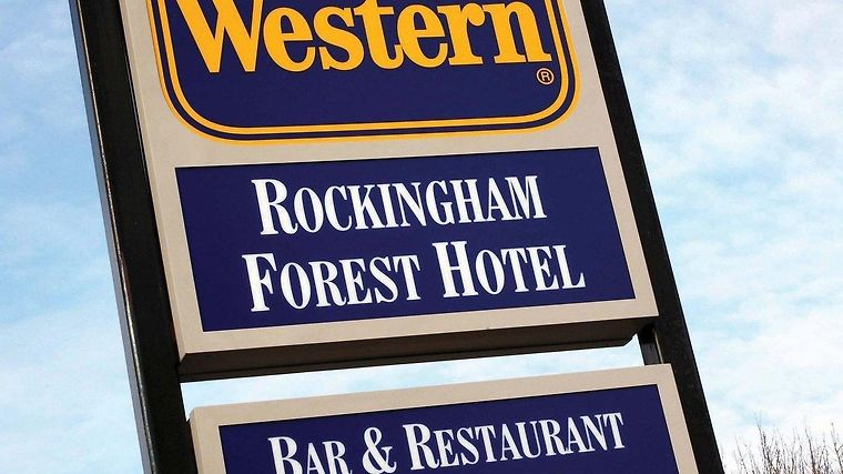 Best Western Rockingham Forest Hotel Exterior