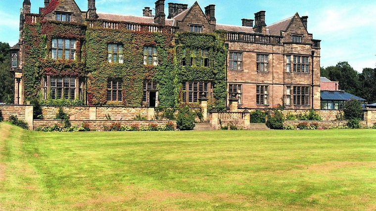 Macdonald Gisborough Hall Exterior