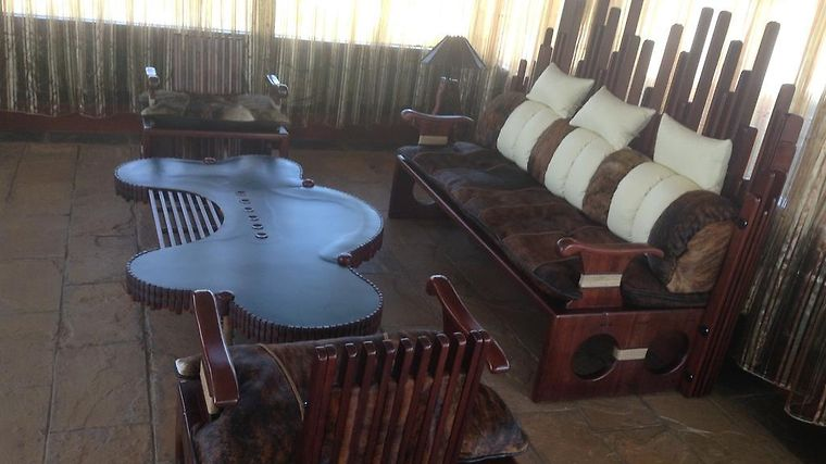 Aa Lodge Amboseli Exterior Hotel information