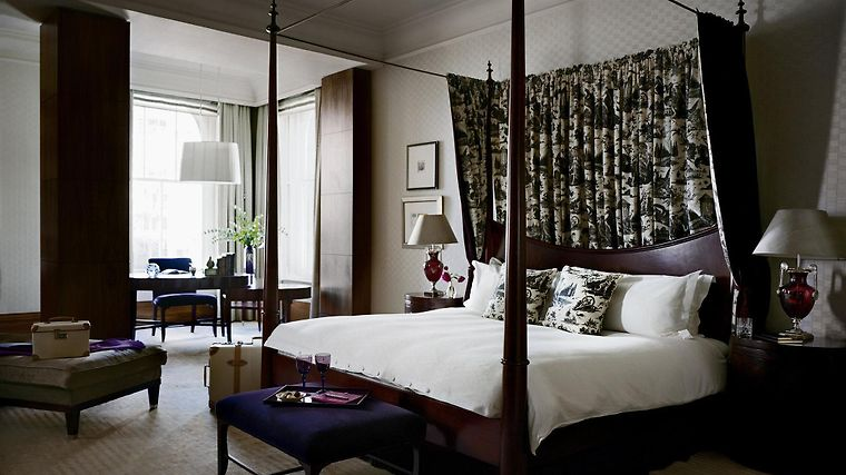The Langham Hotel London Room
