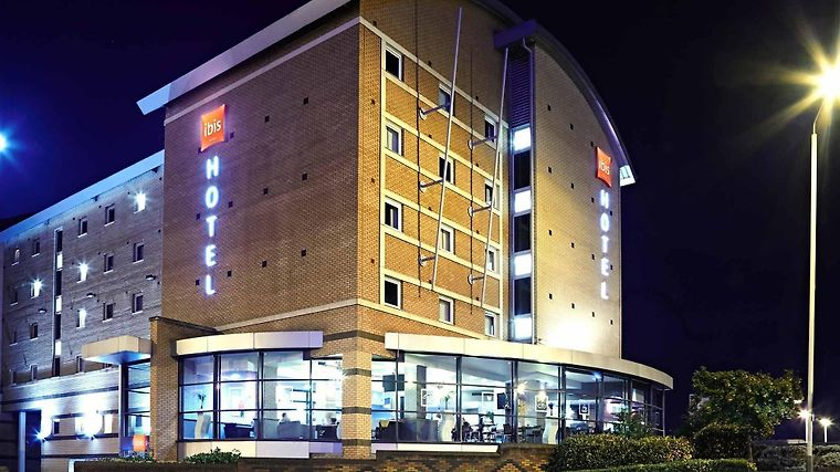 Ibis Leicester City photos Exterior