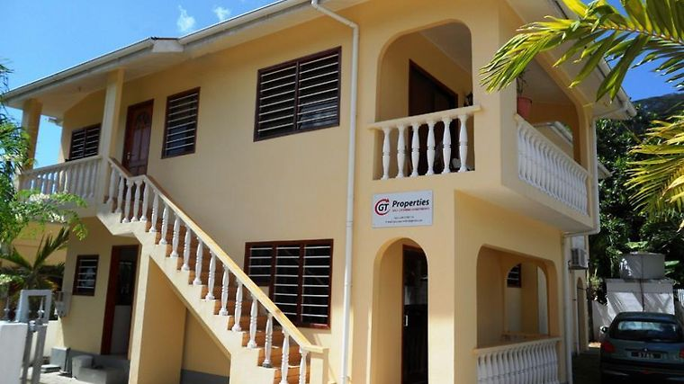 Gt Properties Self-Catering Apartments Exterior