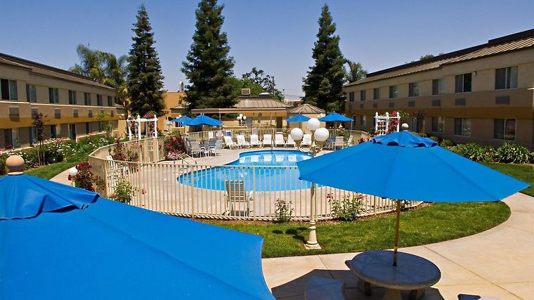 Best Western Porterville Inn Facilities