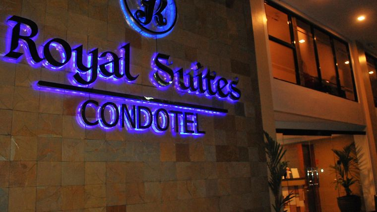 Royal Suites Condotel Exterior