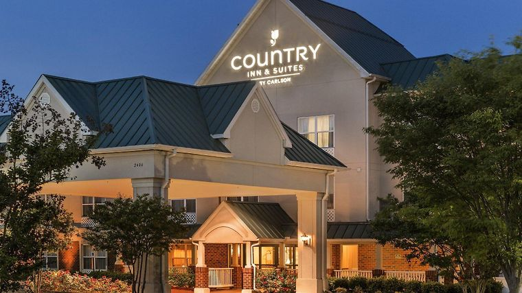 Country Inn & Suites By Carlson, Chester, Va Exterior