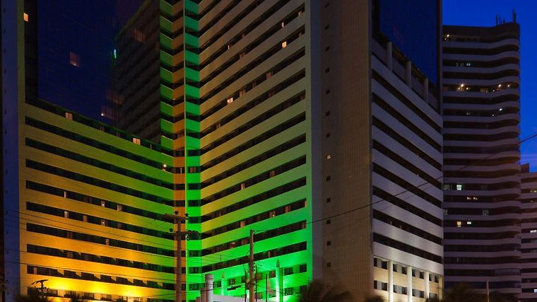 Holiday Inn Fortaleza Exterior