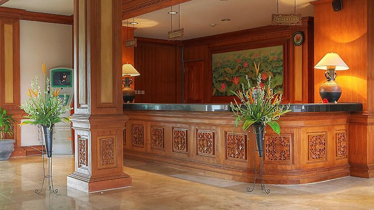 Langon Bali Resort And Spa Interior