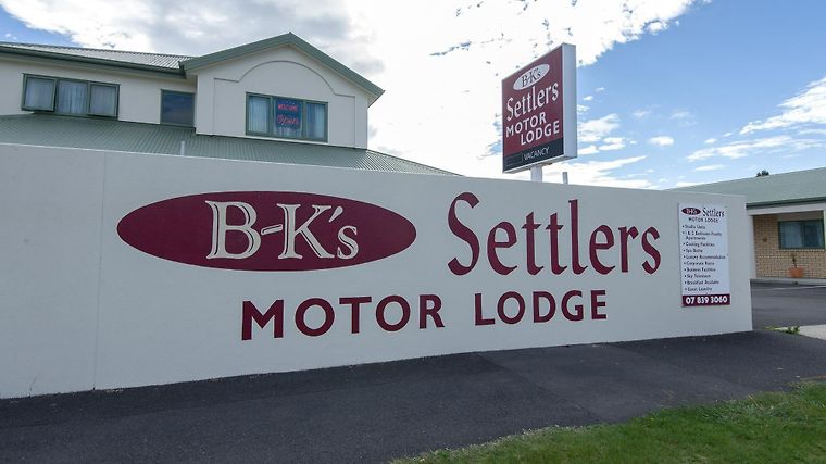 Bk'S Settlers Motor Lodge photos Exterior