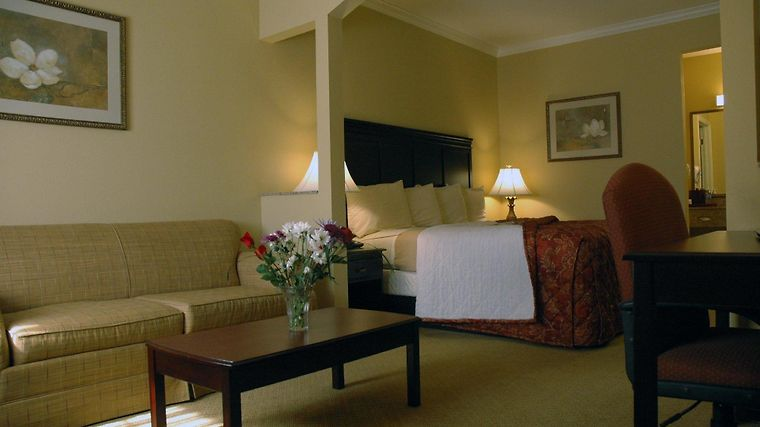 Berkshire Inn And Suites Room