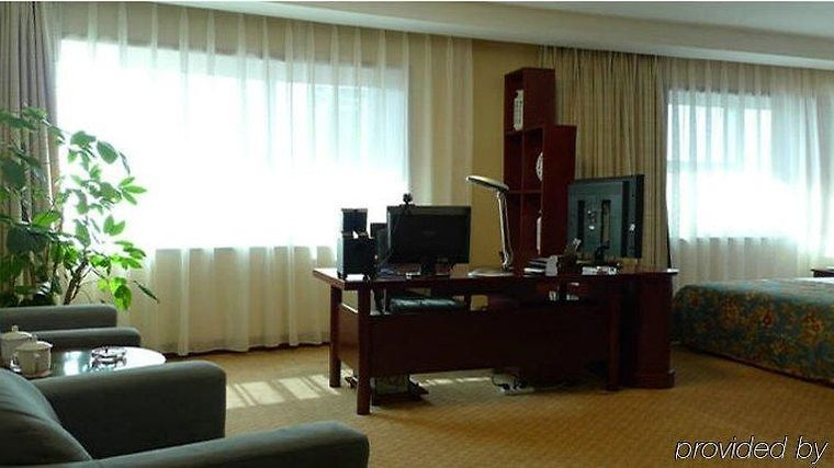 Jinyuan Grand Hotel Room
