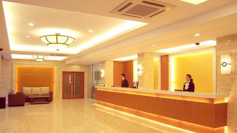 Youhao Business Exterior Hotel information