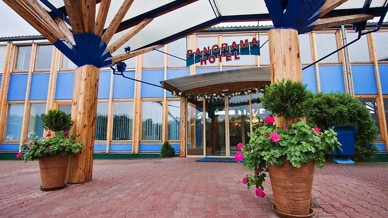 Panorama photos Exterior Hotel information