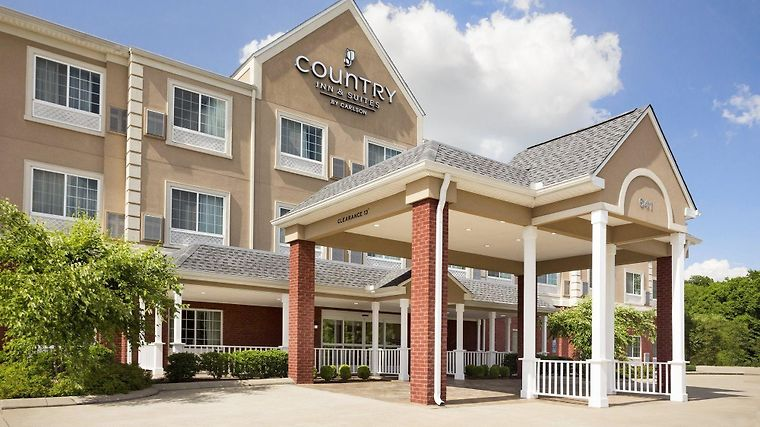 Country Inn & Suites By Carlson,Goodlettsville, Tn Exterior