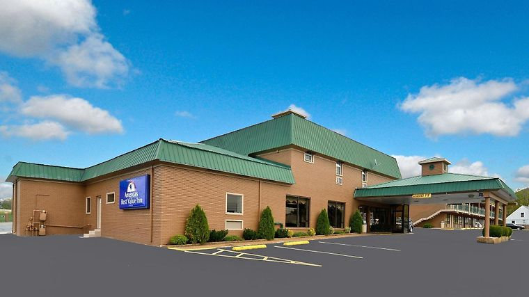 Americas Best Value Inn-Goodlettsville/N. Nashville Exterior