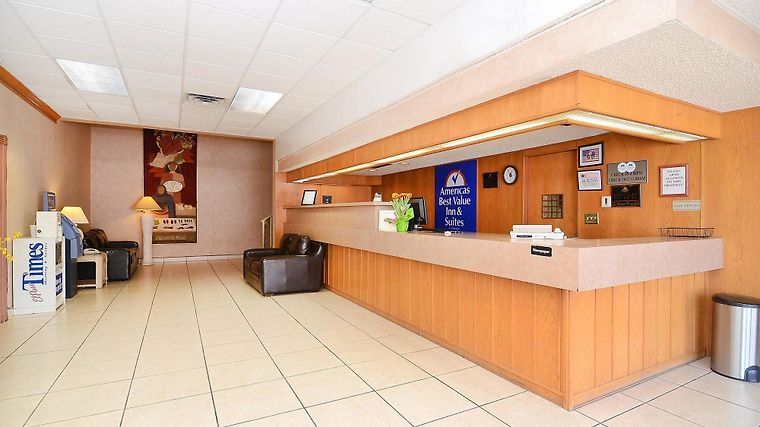 Americas Best Value Inn & Suites Interior