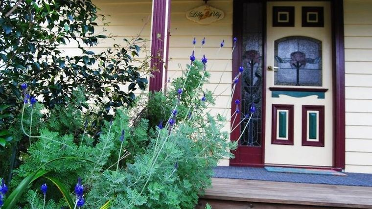 Araluen Park Cottages Exterior