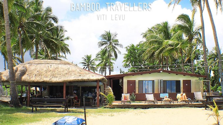 Bamboo Backpackers Exterior