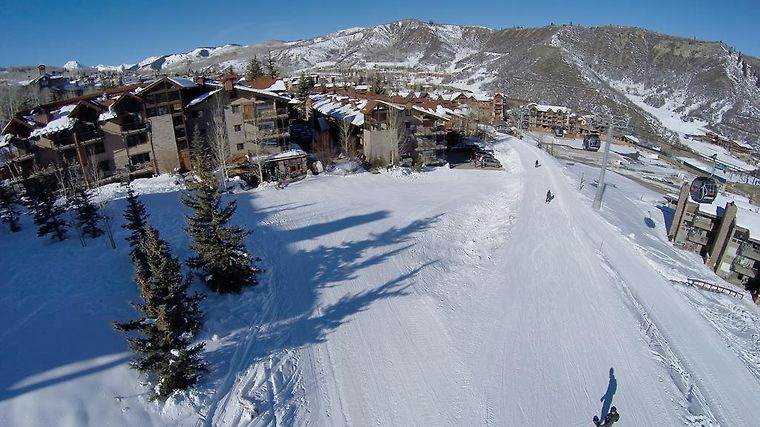 The Crestwood Condominiums Snowmass Village Exterior Hotel information