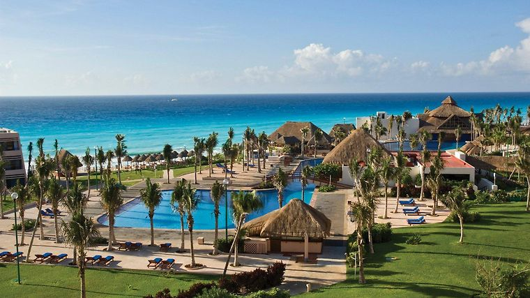 Grand Oasis Cancun The Pyramid -Ocean View- Facilities