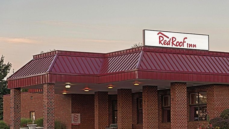 Red Roof Inn Carlisle Exterior