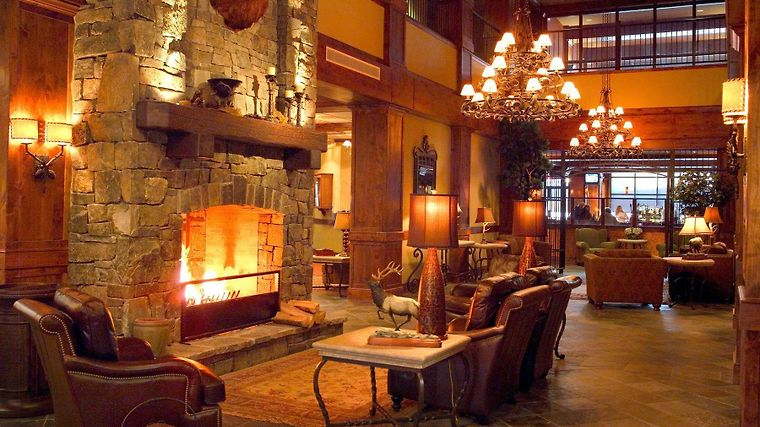 Lodge At Whitefish Lake Interior