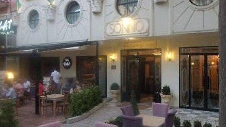 Sonno Boutique Rooms Exterior