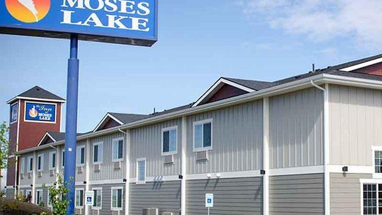 Inn At Moses Lake Exterior