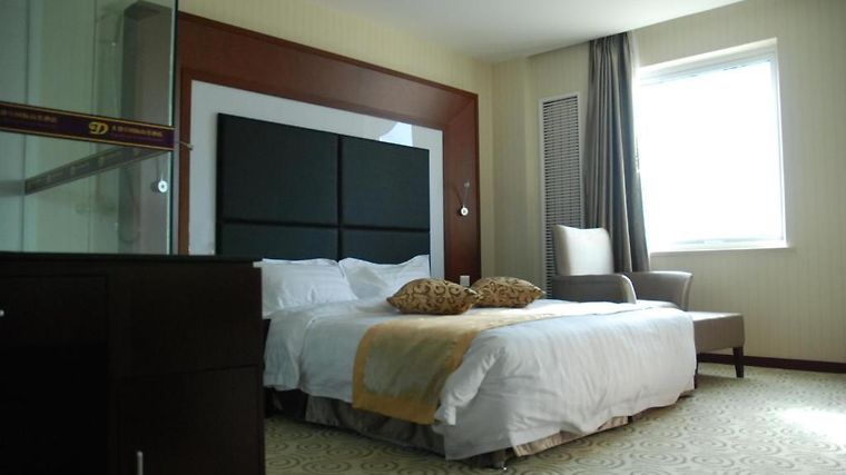 Beijing Dajiaoting International Business Hotel Room