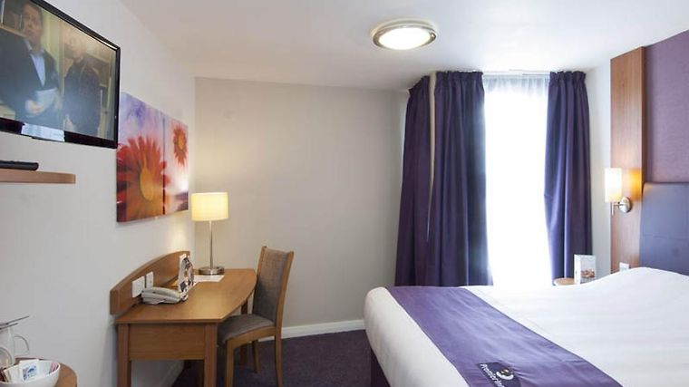 Premier Inn Newcastle City Exterior Hotel information