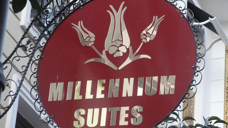 The Millennium Suites Exterior