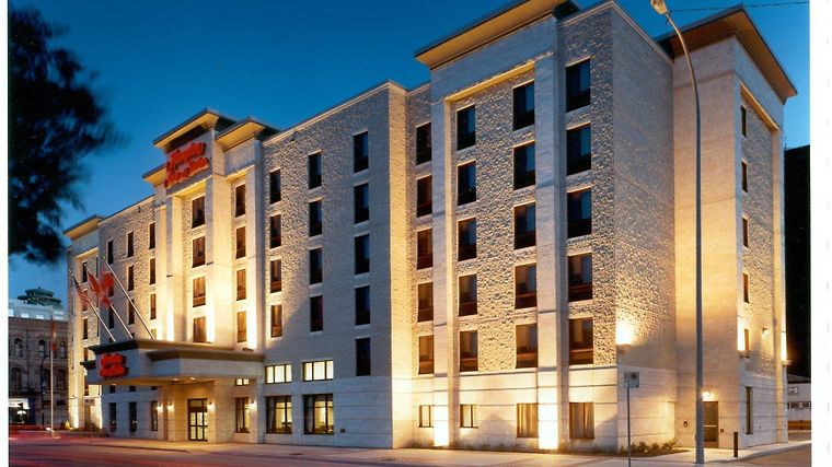 Hampton Inn  And  Suites Winnipeg-Manitoba photos Exterior