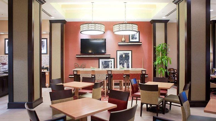 Hampton Inn & Suites St. Petersburg/Downtown Restaurant