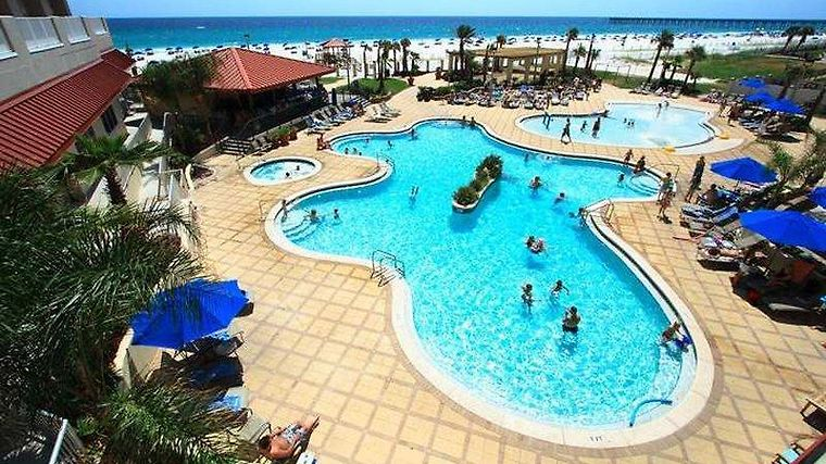 °HOTEL HILTON PENSACOLA BEACH GULF FRONT PENSACOLA BEACH, FL 3* (United  States)   From US$ 280 | BOOKED