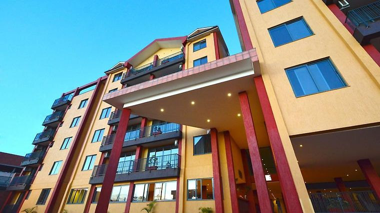 Bukoto Heights Apartments Exterior Hotel information