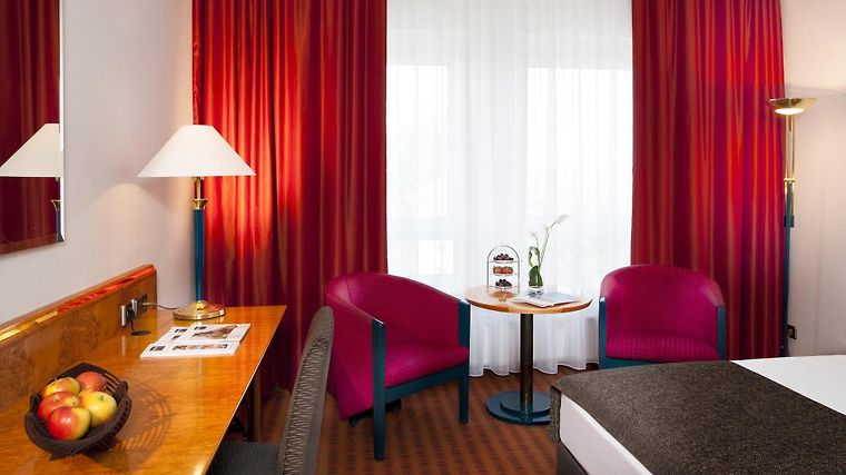 Dorint Hotel Dresden Room